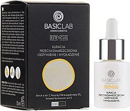 Voňavky, Parfémy, kozmetika Sérum na tvár proti vráskam - BasicLab Dermocosmetics Esteticus