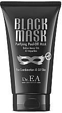Voňavky, Parfémy, kozmetika Maska na tvár - Dr.EA Black Mask