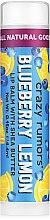Voňavky, Parfémy, kozmetika Balzam na pery - Crazy Rumors Blueberry Lemon Lip Balm