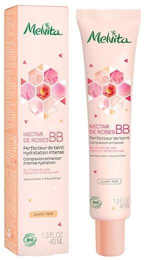 BB krém - Melvita Nectar De Roses Organic BB Cream