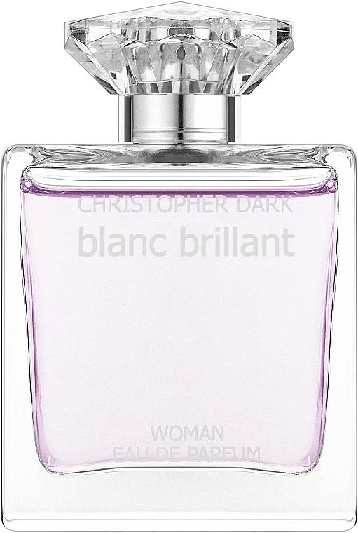 Christopher Dark Blanc Brillant - Parfumovaná voda