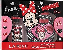Voňavky, Parfémy, kozmetika La Rive Minnie - Sada (edp/50ml+sh/gel/shm/250ml)
