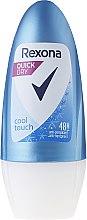 Voňavky, Parfémy, kozmetika Dezodorant roll-on - Rexona Cool Touch Woman Deodorant Roll-On