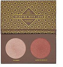 Voňavky, Parfémy, kozmetika Paleta rozjasňovačov - Zoeva Cocoa Blend Highlighter