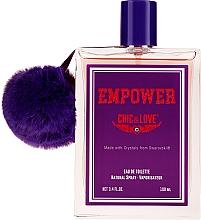 Voňavky, Parfémy, kozmetika Chic&Love Empower - Toaletná voda