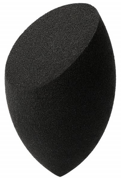Špongia na make up, čierná - Kashoki Olive Cut Make Up Sponge Black — Obrázky N1