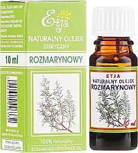 Voňavky, Parfémy, kozmetika Prírodný éterický olej z rozmarínu - Etja Natural Essential Oil