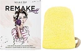"""Voňavky, Parfémy, kozmetika Odličovacia rukavica, žltá """"ReMake"""" - MakeUp"""