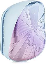 Voňavky, Parfémy, kozmetika Kefa na vlasy - Tangle Teezer Compact Styler Smashed Holo Blue