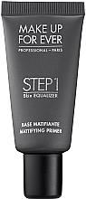 Voňavky, Parfémy, kozmetika Primer na tvár - Make Up For Ever Step 1 Skin Equalizer Mattifying Primer