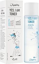 Voňavky, Parfémy, kozmetika Tonikum na tvár - HelloSkin Jumiso Yes I Am Toner AHA 5%