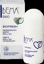 Voňavky, Parfémy, kozmetika Guľôčkový deodorant pre mužov - Bema Cosmetici Bema Love Bio Deo Biofresh Roll-On