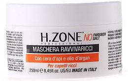 Voňavky, Parfémy, kozmetika Maska pre krehké vlasy - H.Zone Masque Revivant