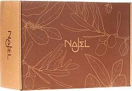 Voňavky, Parfémy, kozmetika Sada - Najel For Him Special Set (soap/100g+ deo/90g+oil/125ml+soap/dish/1pcs)