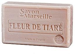 """Voňavky, Parfémy, kozmetika Prírodné mydlo """"Tiara kvety"""" - Le Chatelard 1802 Flowers Tiara Soap"""
