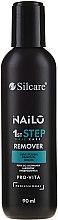 Voňavky, Parfémy, kozmetika Odlakovač - Silcare Nailo Remover Pro-vita