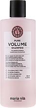 Voňavky, Parfémy, kozmetika Šampón na dodanie vlasom objemu - Maria Nila Pure Volume Shampoo