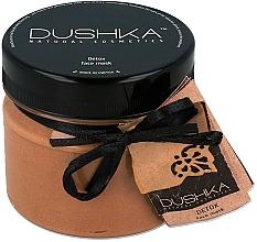 "Voňavky, Parfémy, kozmetika Maska na tvár ""Detox"" - Dushka"