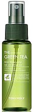 Voňavky, Parfémy, kozmetika Hmla v spreji na tvár s extraktom zo zeleného čaju - Tony Moly The Chok Chok Green Tea Mild Watery Mist