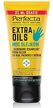 Krém na ruky - Perfecta Extra Oils Hand Cream — Obrázky N1