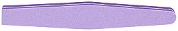 Voňavky, Parfémy, kozmetika Pilník-buff na nechty dvojitý, trapéz 100\180, fialový - Tools For Beauty Diamond Purple