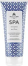 Voňavky, Parfémy, kozmetika Sprchovací krém - Kallos Cosmetics SPA Moisturizing Shower and Bath Cream With Algae Extract
