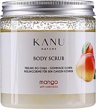 """Voňavky, Parfémy, kozmetika Scrub na telo """"Mango"""" - Kanu Nature Mango Body Scrub"""