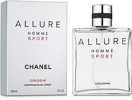 Voňavky, Parfémy, kozmetika Chanel Allure homme Sport Cologne - Kolínska voda