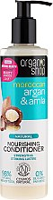 Voňavky, Parfémy, kozmetika Balzam na vlasy - Organic Shop Argan & Amla Nourishing Conditioner