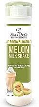 Voňavky, Parfémy, kozmetika Gél na vlasy a telo - Hristina Stani Chef's Hair And Body Shower Gel Melon Milk Shake