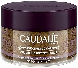 Voňavky, Parfémy, kozmetika Scrub na telo tonizujúci Cabernet - Caudalie Vinotherapie Crushed Cabernet Scrub