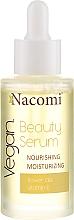 Voňavky, Parfémy, kozmetika Hydratačné sérum na tvár - Nacomi Beauty Serum Nourishing & Moisturizing Serum
