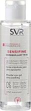 Voňavky, Parfémy, kozmetika Upokojujúci micelárny gél na odlíčenie očí - SVR Sensifine Demaquillant Yeux Micellar Eye Gel