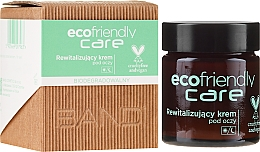 Voňavky, Parfémy, kozmetika Regeneračný krém na kontúry očí - Bandi Professional EcoFriendly Eye Cream