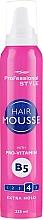 Voňavky, Parfémy, kozmetika Stylingová pena na vlasy - Professional Style Extra Hold Hair Mousse