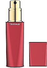 Voňavky, Parfémy, kozmetika Plniteľný rozprašovač parfumov - Travalo Obscura Red