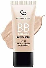 Voňavky, Parfémy, kozmetika Tónovací krémový balzam - Golden Rose BB Cream Beauty Balm