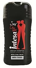 "Šampón-sprchový gél ""Ambra D'arabia"" - Intesa Unisex Shower Shampoo Gel Ambra D'arabia — Obrázky N1"