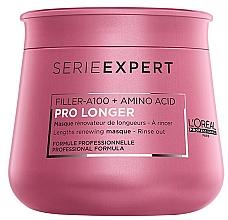 Voňavky, Parfémy, kozmetika Maska na regeneráciu vlasov po celej dĺžke - L'Oreal Professionnel Pro Longer Lengths Renewing Masque