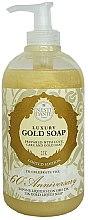 """Voňavky, Parfémy, kozmetika Tekuté mydlo """"Gold"""" - Nesti Dante Luxury Gold Soap"""