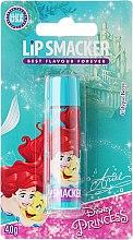 "Voňavky, Parfémy, kozmetika Balzam na pery ""Ariel"" - Lip Smacker Disney Shimmer Balm Ariel Lip Balm Calypso Berry"