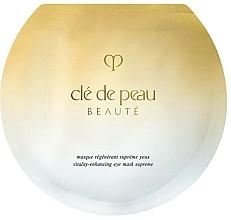 Voňavky, Parfémy, kozmetika Regeneračná maska na oblasť okolo očí - Cle De Peau Beaute Vitality-Enhancing Eye Mask Supreme