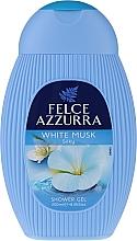 """Voňavky, Parfémy, kozmetika Sprchový gél """"Biele pižmo"""" - Felce Azzurra Shower-Gel"""