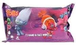 Voňavky, Parfémy, kozmetika mokre servitky, 72 ks - Corsair Trolls Hand & Face Wipes