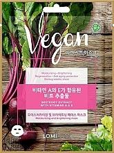 Voňavky, Parfémy, kozmetika Maska na tvár s repným extraktom - Lomi Lomi Vegan Mask