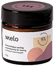 Voňavky, Parfémy, kozmetika Enzýmový peeling s ovocnými kyselinami - Melo