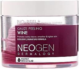 Voňavky, Parfémy, kozmetika Peelingové tampóny s extraktom z červeného vína - Neogen Dermalogy Bio Peel Gauze Peeling Wine