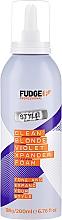Voňavky, Parfémy, kozmetika Vlasová pena - Fudge Clean Blonde Violet Xpander Foam