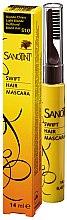 Voňavky, Parfémy, kozmetika Maskara na vlasy - Sanotint Swift Hair Mascara