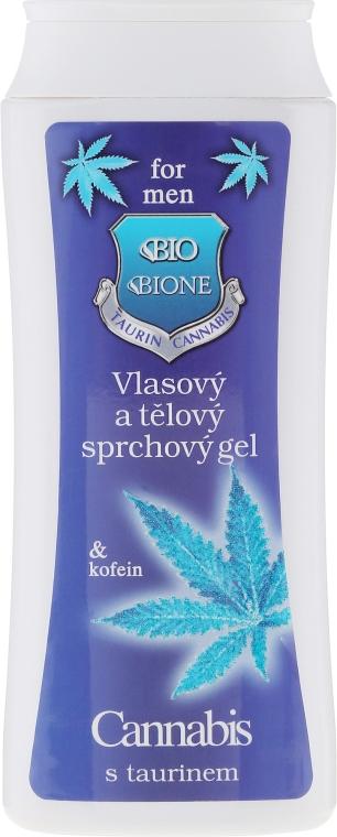 Sprchový gél - Bione Cosmetics Gentlemens Range Hair & Body Shower Gel — Obrázky N1